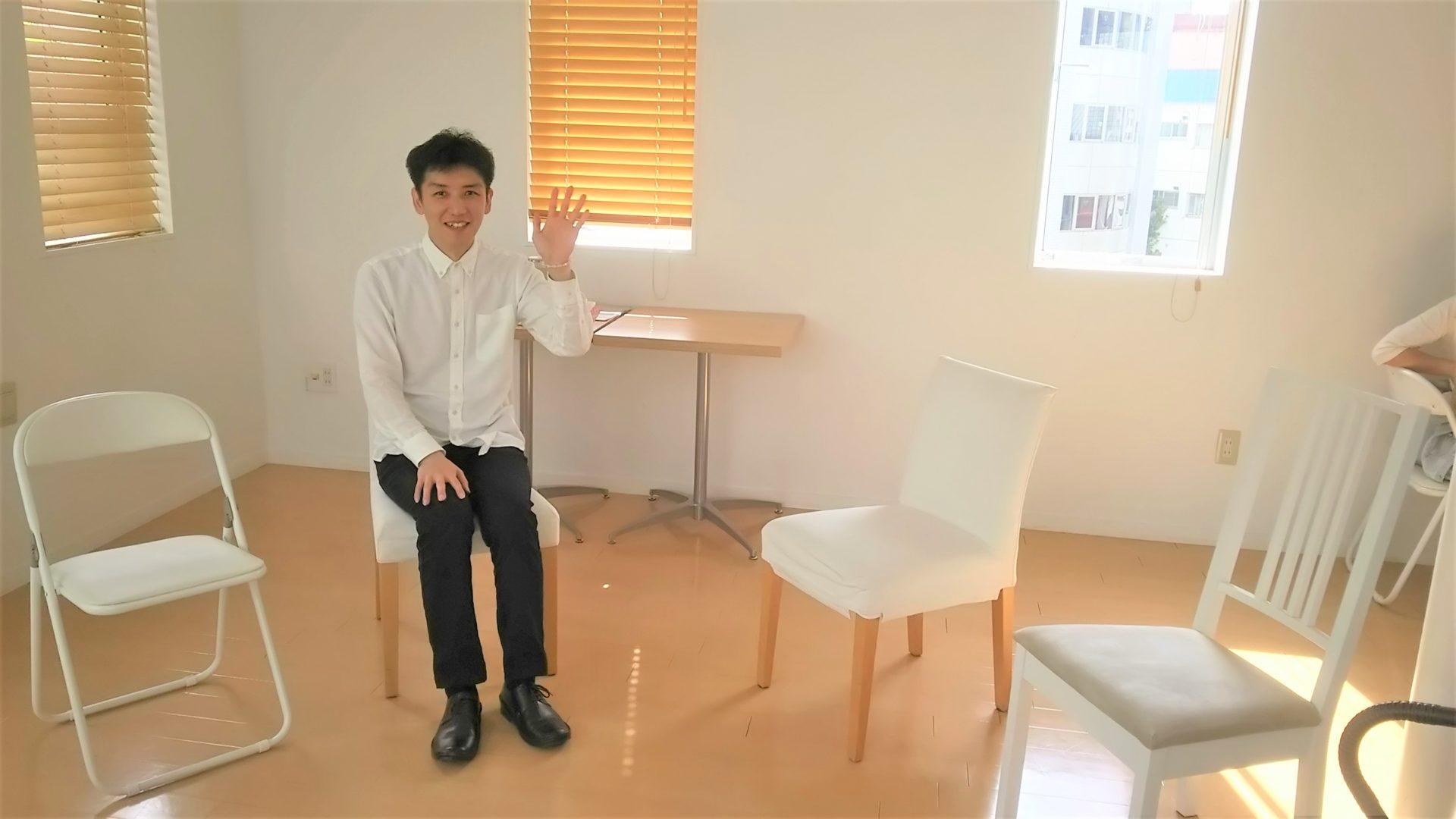チャネラー・ヒーラー・スピリチュアルカウンセラーのTomokatsuによるグループセッション
