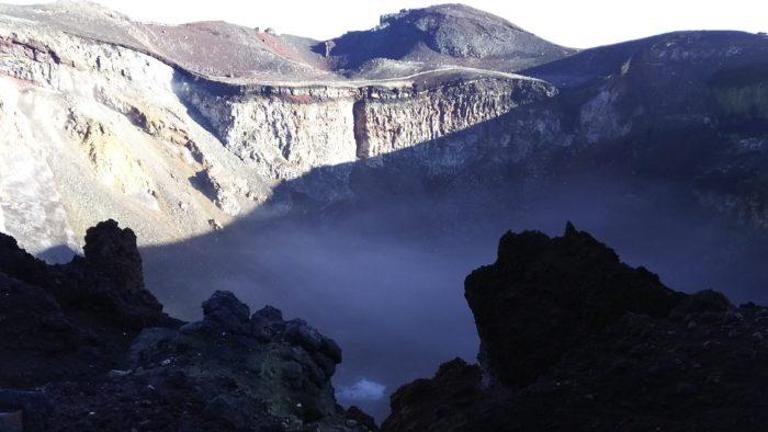 金龍がいる富士山