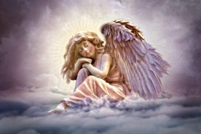 スピリチュアルな天使のメッセージ
